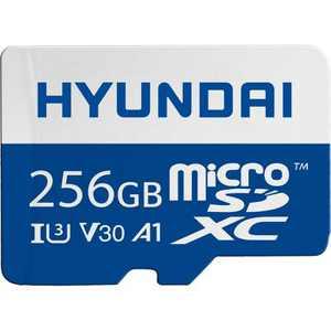 Hyundai MicroSD 256GB U3 4K Retail w/Adapter - Works with Nintendo Switch