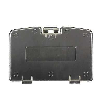 TTX Tech Battery Door Cover Compatible with GBC Crystal Clear