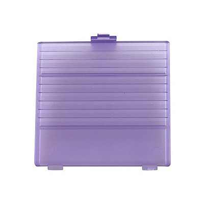 TTXTECH Original Game Boy Door Repair Part Compatible with Nintendo Game Boy, Atomic Purple