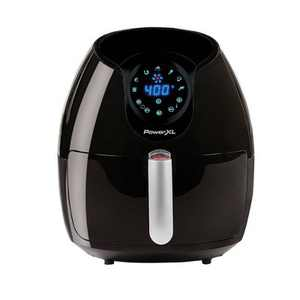 PowerXL 5qt Single Basket Air Fryer - Black