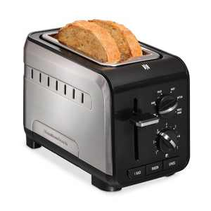 Hamilton Beach 2-Slice Toaster - Black