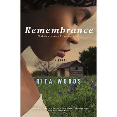 Remembrance - by Rita Woods (Paperback)