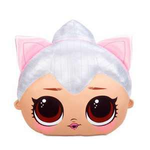 L.O.L. Surprise! Remix Kids' Kitty Queen Throw Pillow