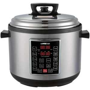 GoWise GW22637 14-Quart 4th-Generation Stainless Steel Electric Pressure Cooker
