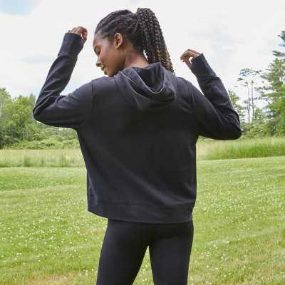 Women's Lightweight Fleece Hoodie - All in Motion