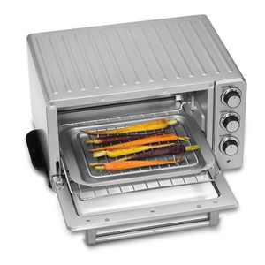 Cuisinart Chef's Classic Non-Stick Toaster Oven Broiler Pan with Rack AMB-TOBPRKT