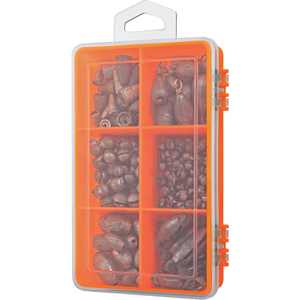 South Bend 160-Piece Sinkers Value Pack