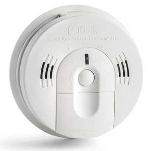 Kidde Intelligent Battery Operated Smoke & Carbon Monoxide Alarm, Model KN-COSM-XTR-BA