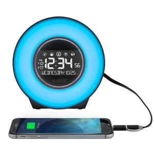 La Crosse Technology LED Alarm Clocks, C85135