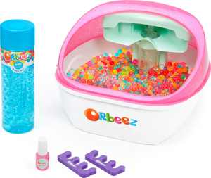 Orbeez, The One and Only, Soothing Foot Spa with 2,000 Seeds and 400 Bonus Non-Toxic Water Beads