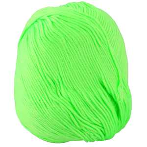 Home Women Sweater Handcraft Crochet Knitting Weaving Yarn Fluorescent Green 50g