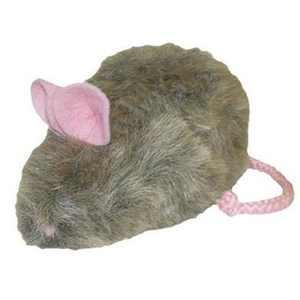 Rowdy Rat Refillable Catnip Cat Toy