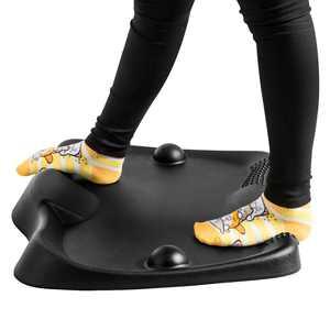 Gymax Anti-Fatigue Standing Desk Mat Ergonomic Comfort Floor Foot Mat Home Office Work