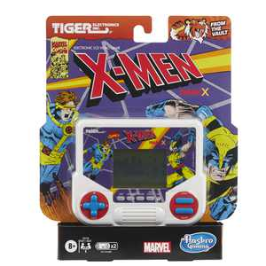 X-Men Project X LCD Video Game, Inspired by the Vintage Game