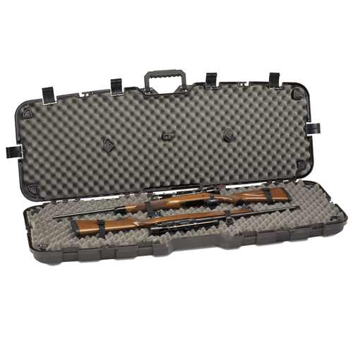 Plano Pro-Max Double Scoped Rifle Case