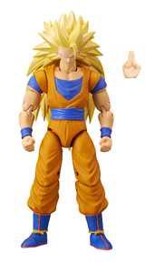 "Dragonball Super Dragon Stars - Super Saiyan 3 Goku 6.5"" Action Figure"