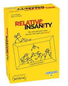 Relative Insanity Board Game
