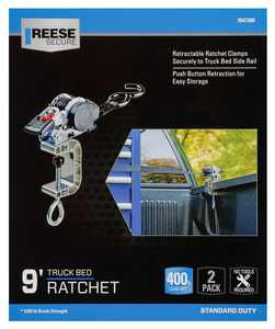 Reese Secure 9ft Truck Bed Ratchet