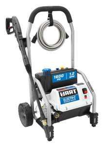 HART 1800 PSI 1.2 GPM Electric Pressure Washer