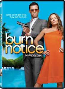 Burn Notice: Season Two (DVD)