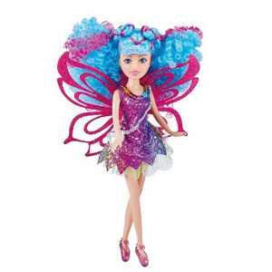 Glitzeez Hair Dreams Surprise Doll Blue Hair