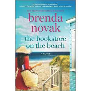 The Bookstore on the Beach - by Brenda Novak (Paperback)