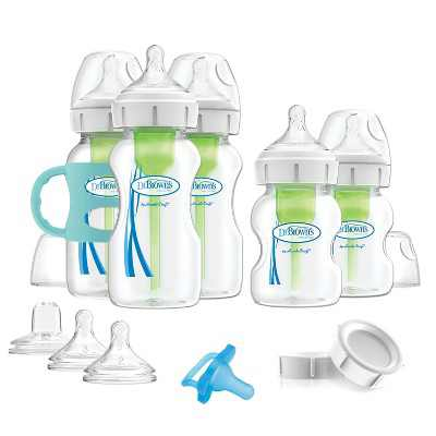 Dr. Brown's Options+ Wide Neck Baby Bottle Gift Pack
