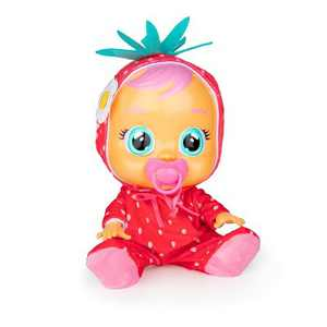 Cry Babies Tutti Frutti Ella The Strawberry Scented Doll