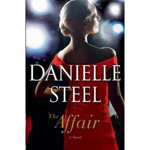 The Affair - by Danielle Steel (Hardcover)