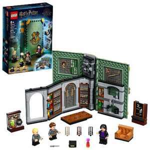 LEGO Harry Potter Hogwarts Moment: Potions Class; Brick-Built Playset 76383
