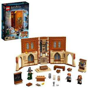 LEGO Harry Potter Hogwarts Moment: Transfiguration Class; Collectible Playset 76382