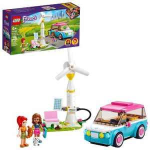 LEGO Friends Olivia's Electric Car Building Kit 41443