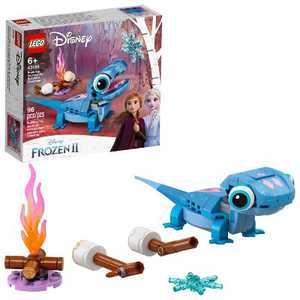 LEGO Disney Bruni the Salamander Buildable Character 43186
