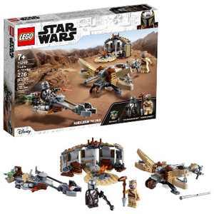 LEGO Star Wars: The Mandalorian Trouble on Tatooine 75299
