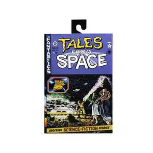 """Back to the Future - 7"""" Scale Action Figure – Ultimate Tales from Space Marty"""