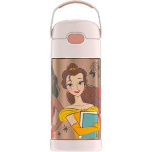 Thermos 12oz FUNtainer Water Bottle with Bail Handle - Princess