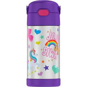 Thermos 12oz FUNtainer Water Bottle with Bail Handle - JoJo Siwa