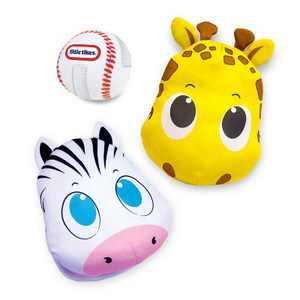 Little Tikes Catch & Stick - Giraffe & Zebra