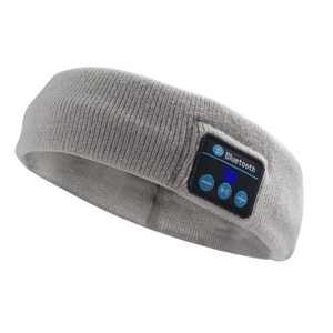 Insten Wireless Bluetooth Headbands with Soft Elastic Material Built in Stereo Speakers for Sleeping Sports Yoga