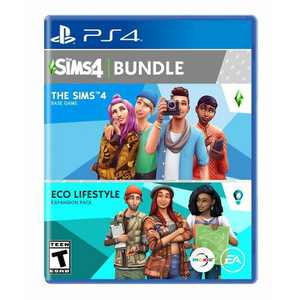 Sims 4 + Eco lifestyle Expansion Pack - PlayStation 4