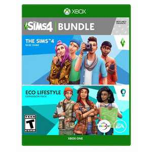 Sims 4 + Eco Lifestyle Expansion Pack - Xbox One