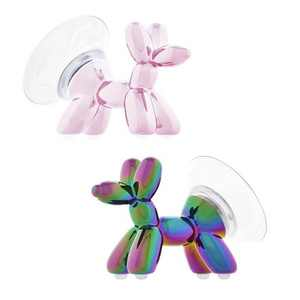 Case-Mate Blush Stand Up Removable Balloon Dogs Two Pack