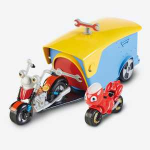 Ricky Zoom Maxwell Trailer Mini Playset
