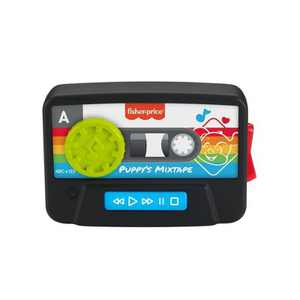 Fisher-Price Laugh & Learn Puppy's Mix Tape