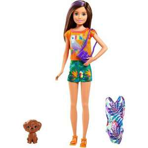 Barbie and Chelsea the Lost Birthday - Skipper Doll & Pet