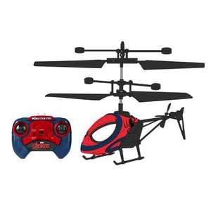 World Tech Toys Marvel Spider-Man 2CH IR Helicopter