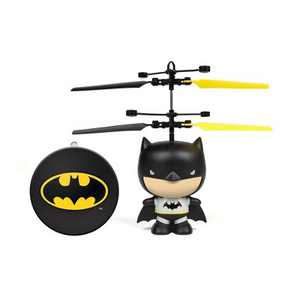 """World Tech Toys DC Batman 3.5"""" Flying Character UFO Helicopter"""