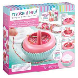 Make It Real Spinsational Bracelet Maker Activity Kit