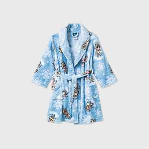 Toddler Girls' Frozen Robe - Blue