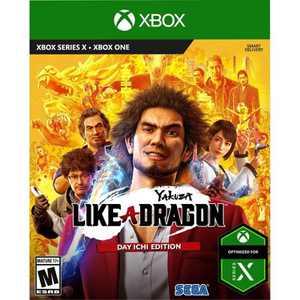 Yakuza: Like a Dragon - Xbox One/Series X